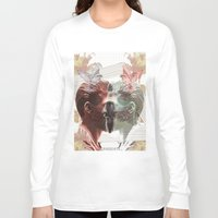 boho Long Sleeve T-shirts featuring SUMMER BOHO by MANDIATO ART & T-SHIRTS