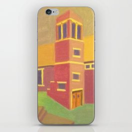 Building 1 iPhone Skin