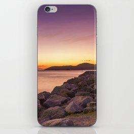 Soft Rocks iPhone Skin