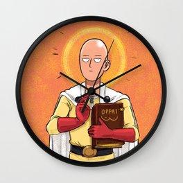 Oppai Prophet: Saintama Wall Clock