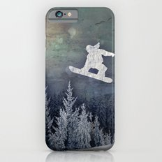 The Snowboarder iPhone 6s Slim Case
