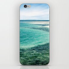 Belize Blues iPhone Skin