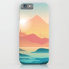 A weekend to be remembered -series III.- iPhone Case