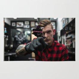 Ink Rug