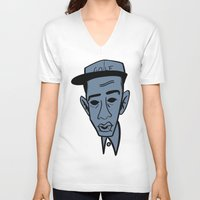 tyler the creator V-neck T-shirts featuring Tyler, The Creator by Nobody People