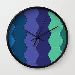 Hexagon 1.0 Wall Clock