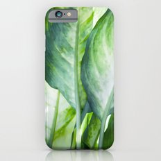 tropic abstract iPhone 6s Slim Case