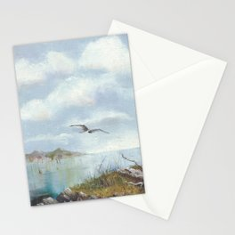 Bowers Beach Delaware Stationery Cards