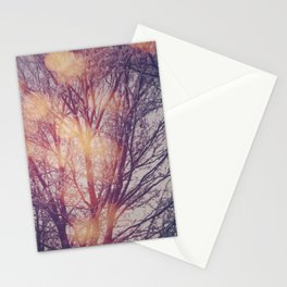 All the pretty lights (1) Stationery Cards