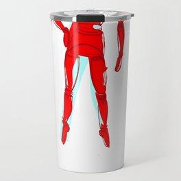 Space lay figure again classic Travel Mug
