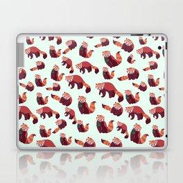 Red Panda Pattern Laptop & iPad Skin