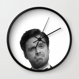 Sebastian Stan Wall Clock