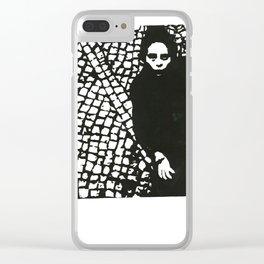 waife Clear iPhone Case