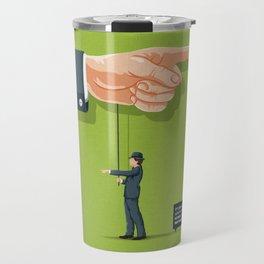 The Right Direction Travel Mug