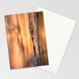 Autumn Wave Stationery Cards
