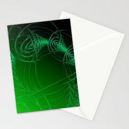 fractal design -307- Stationery Cards