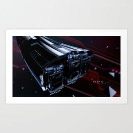 RoboHand Art Print