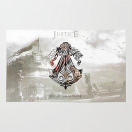Ezio Auditore Da Firenze - Justice Rug