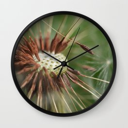 Drifting in the Wind Wall Clock