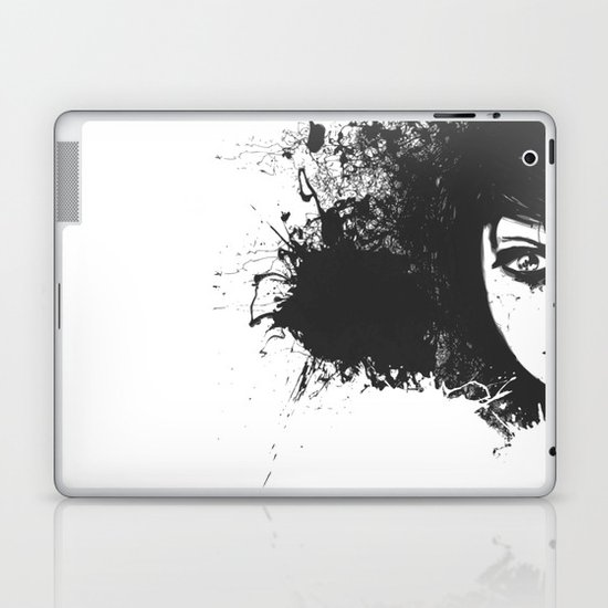 Lost Feelings Laptop & iPad Skin