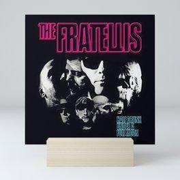 The Fratellis - Half Drunk Under A Full Moon Album Mini Art Print
