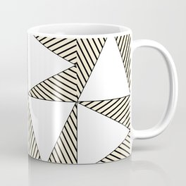 Audrey and Frank - Modern Envelopes (Neutral) Coffee Mug