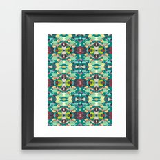 underwater fantasy Framed Art Print