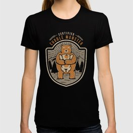 Certified Cuddle Monster T-shirt