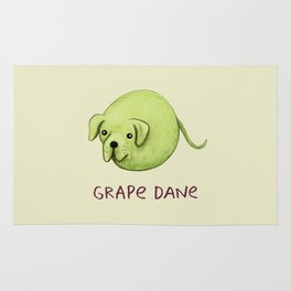 Grape Dane Rug