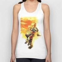 kingdom hearts Tank Tops featuring Kingdom Hearts 2 by Johsvie