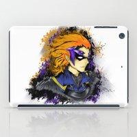 fire emblem iPad Cases featuring Fire Emblem Awakening - Gerome by inkjamz