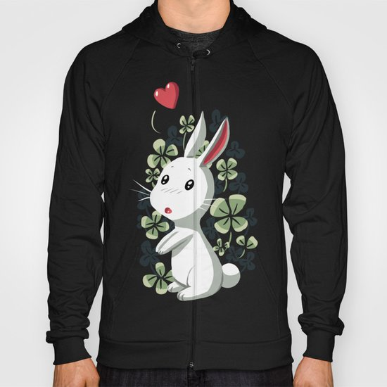 Clover Bunny Hoody