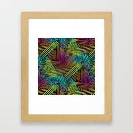 Specular Reflection Framed Art Print