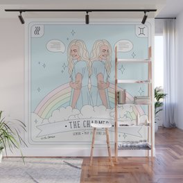 Gemini - The Charmer Wall Mural