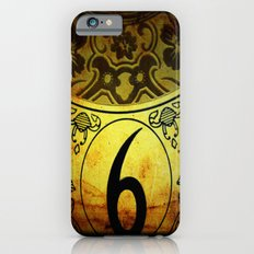 Hangin' on a Curtain iPhone 6s Slim Case