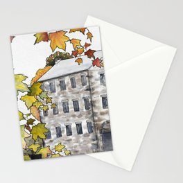Autumn at Watson's Mill Stationery Cards