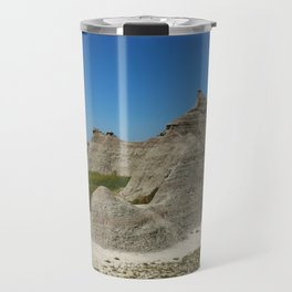 The Beauty Of A Rough Country Travel Mug
