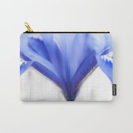 Blue Iris 1 Carry-All Pouch