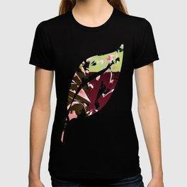 Foliage Patchwork #6 T-shirt