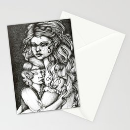 Nerdanel and little Maedhros Stationery Cards