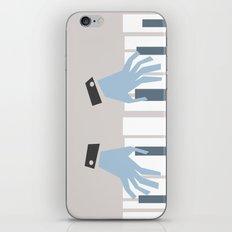 piano iPhone & iPod Skin
