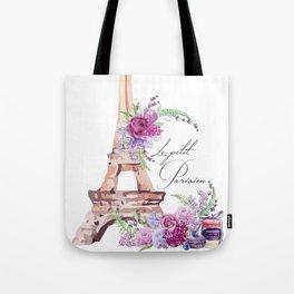Eiffel Tower Vintage Paris France Tote Bag
