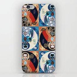 Saint Nicolas of Cage iPhone Skin