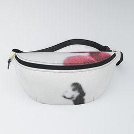 red balloons Fanny Pack