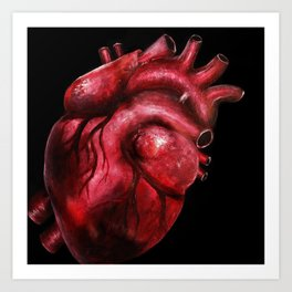 Why I aorta (II) Art Print