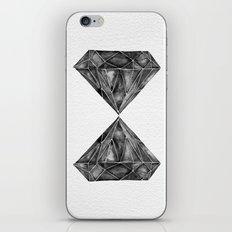 Black Diamond iPhone & iPod Skin