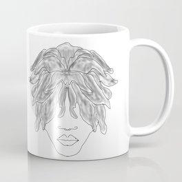 Free form locs Coffee Mug