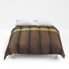 Cuban Cohibas Comforters