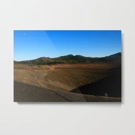 Lassen Volcanic National Park - Cinder Cone Valcano Metal Print