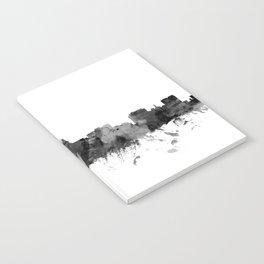 Madison Wisconsin Skyline Notebook